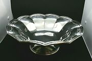Vintage Whiting Manufacturing Co Sterling Silver Fruit/candy Dish 3357a