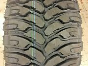 1 New 33 12.50 24 Comforser Mt Tires 10 Ply Mud 33/12.50-24 R24 1250 Offroad