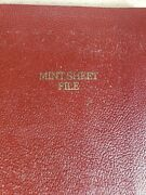 Antique / Vintage Full Stamp Collection1300 Stamps Mixed Years Free Ship