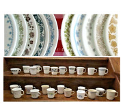 Vintage Corelle Add-on / Replacement Dinnerware See Pattern Selections