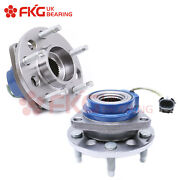 Front Wheel Hub Bearings For Chevy Buick Cadillac Pontiac Olds Fwd Abs 513087x2