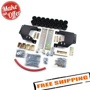 Zone Offroad Zonf9387 3 X 3 Front And Rear Body Lift Kit For Ford F250/f350