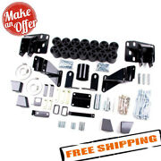 Zone Offroad Zonc2607 3 X 3 Front And Rear Body Lift Kit For 06-08 Dodge Ram