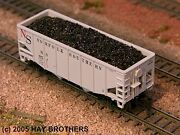 Hay Brothers Lump Raw Coal Loads 3-pack - Fits Atlas 2-bay 55-ton Hoppers