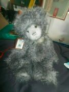 Tallulah Charlie Bear Signed By Charlie The Owner Of Charlie Bears