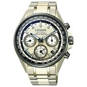 Citizen Attesa Eco-drive Cc4004-66p Moon Gold Gps Solar Menand039s Watch New In Box