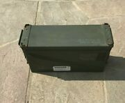2 Each Military Surplus 40mm Pa-120 Large Ammo Can Box