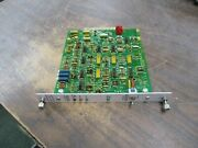 Master Control Systems Voltage And Phase Monitor Board Ec-vp Used