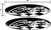 32 Performance Baja Boat Decals Stickers Graphics 2pk + Free Shipping
