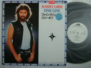 Promo White Label / Barry Gibb Fine Line / New Never Played