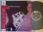 Mary Wells Love Songs To The Beatles / With Obi
