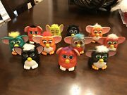Mcdonalds Happy Meal Toys 1998 Vintage 11 Furby's