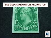 Noblespirit } Exciting Us Bob O62 Mh State Official Proof On Stamp Paper