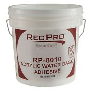 Rv Rubber Roof Adhesive 8010 1 Gallon Water-based Universal Rv Roof Glue