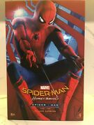 Hot Toys 1/6 Scale Mms 425 Homecoming Spider Man Deluxe Version