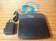Linksys Ea3500 App Enabled N750 Dual Band Wireless N Router W/ Ps, Gigabit And Usb