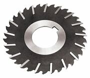 Side Chip Clearance 5x5/64x1 Hole Hs Metal Slitting Saws
