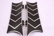 Front Cnc Footpegs Foot Pegs Floorboards Footboards 4 Harley Touring Fl Softail