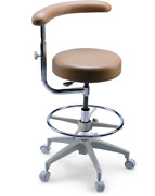 New 2018 Engle Dental Deluxe Assistant's Stool