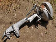 Parting Out ... Evinrude 2hp 4365 Model Boat Motor Outboard Parts 1941 1942