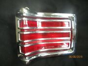 1966 Plymouth Satellite Right Rh Rear Tail Light Lamp Assembly Nos Oem Unused