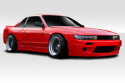 For 89-94 Nissan Silvia S13 2dr Rbs Wide Body Kit 9pc 113871