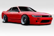 For 89-94 Nissan Silvia S13 2dr Rbs Wide Body Kit 8pc 113870