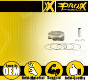 Prox Piston Kit - 77.99mm C - 12.9-1 Forged For Honda Motorcycles