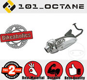 101 Octane Complete Exhaust System - Original For Rieju Scooters