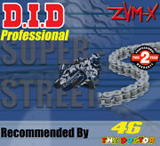 Did Steel X-ring Drive Chain 530 P - 116 L For Triumph Motorcycles