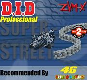 Did Steel X-ring Drive Chain 530 P - 110 L For Triumph Motorcycles