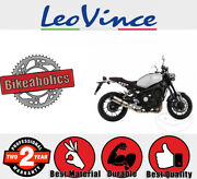 Leovince Complete Exhaust System - Lv One Ii - 2/1 For Yamaha Xsr