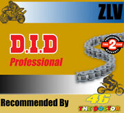 Did Steel X-ring Drive Chain 532 P - 122 L For Suzuki Motorcycles