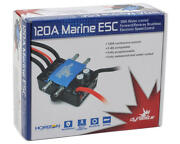 Dynamite 120a Brushless Marine Boat Esc Electronic Speed Control 2-6s Dynm3875