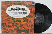 """""""rural Blues Vol. 1 - Goin Up The Country"""" Lp Imperial 94000 Lightnin Hopkins"""