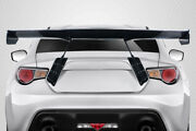 Carbon Creations Gt500 Wing Trunk Lid Spoiler For 13-18 Fr-s Toyota 86 Brz