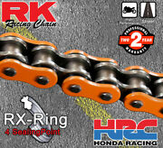 Rk Orange Rx-ring Drive Chain 520 P - 120 L For Sachs Motorcycles