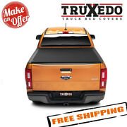 Truxedo 1531116 Sentry Ct Tonneau Cover For 2019 Ford Ranger 6and039 Bed