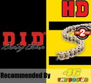 Did Gold Standard Drive Chain 428 P - 126 L For Honda Motorcycles
