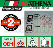 Athena Complete Gasket Set And Seal Kit For Honda Motorcycles