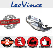 Leovince Complete Exhaust System - Tt For Sachs Squab