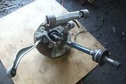 Rear Knee Assembly Rolls Royce Wraith Right 17