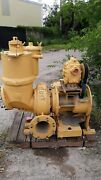 Well Point Vacuum Assisted Dewatering Pump 6x6