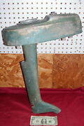 Old Sears Roebuck And Co Elgin Model No 571.58642 Small Outboard Boat Motor Cases