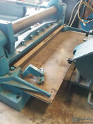 16 Ga. X 24 Used Di-acro Manual Hand Shear Mdl. 4 A4088