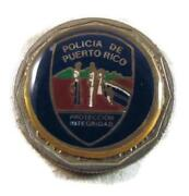 Police Of Puerto Rico Lucky Coin Susan B. Anthony Dollar Golf 1 Ball Marker