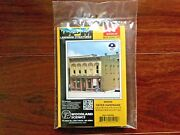 Woodland Scenics New 1/160 N Scale Hayes Hardware Store Model Kit 50200 F/s