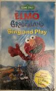 Sesame Street The Adventures Of Elmo In Grouchlandsing And Playvhs,1999br New