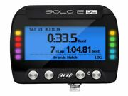 Aim Solo 2 Dl Gps Motorcycle Data And Telemetry Logger Yamaha Yzf-r6 2017+