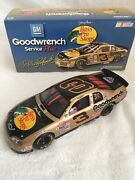 Dale Earnhardt 3 - 1998 Monte Carlo Gm Goodwrench Gold Bass Pro Shops. Box B